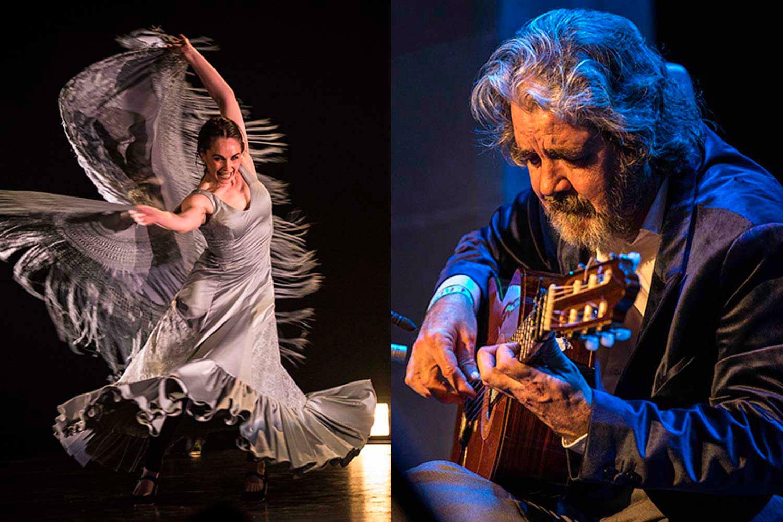 Paula Comitre y Rafael Riqueni han obtenido el Premio Artista Revelación y el Premio Guitarra con Alma del Festival de Jerez 2020.