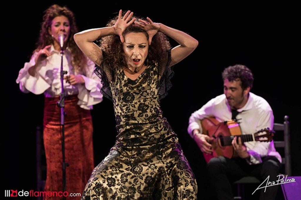 Rosario Toledo - Mujer Klórica - Festival de Jerez