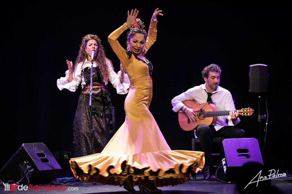 Rosario Toledo - Flamenklórica - Festival de Jerez