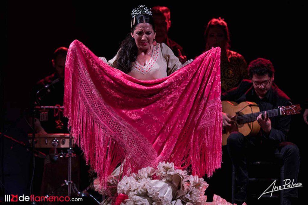 Saray Garcia - El sentir de un pueblo- Festival de Jerez