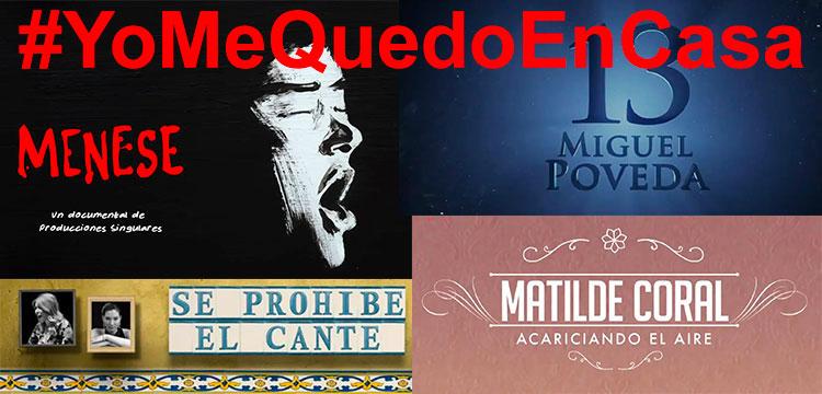 Documentales flamencos en abierto - #YoMeQuedoEnCasa