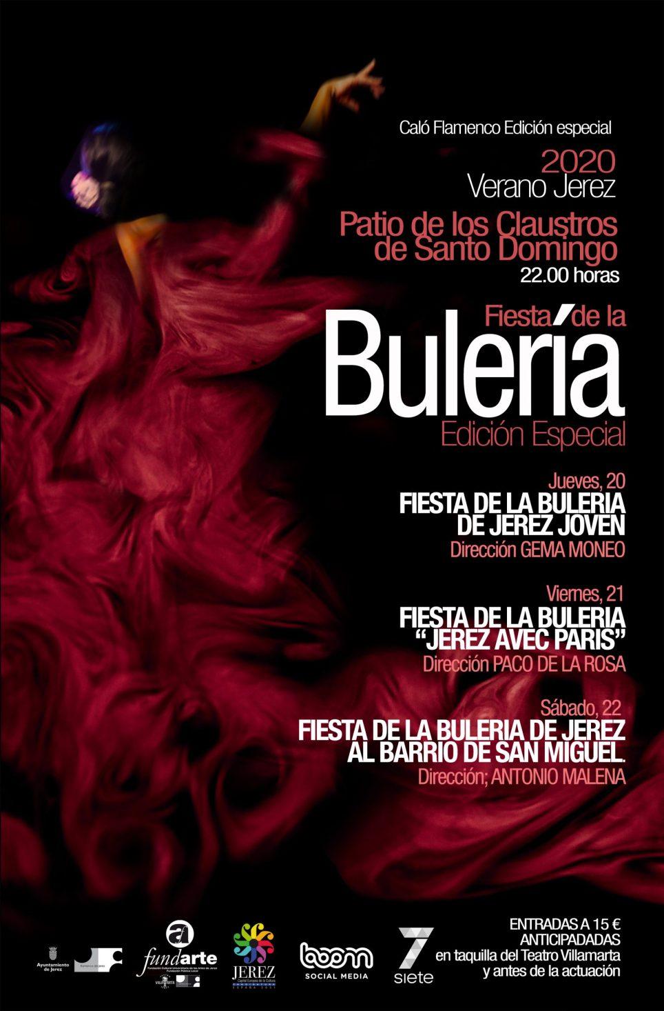 Fiesta de la Buleria - Edición especial