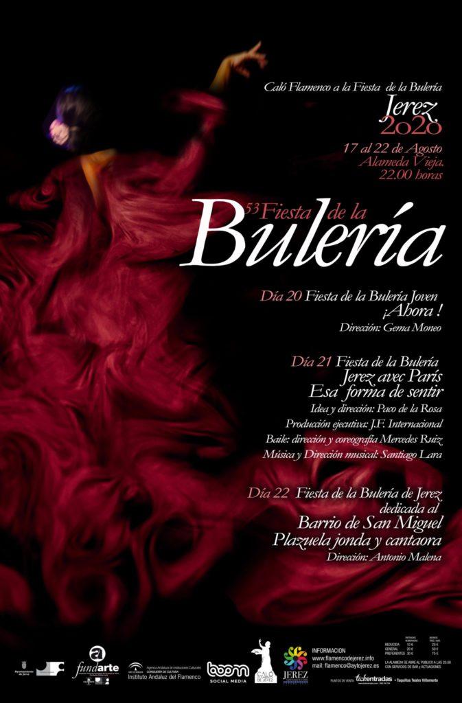 Fiesta De La Buleria 2020 Revista Deflamenco Com