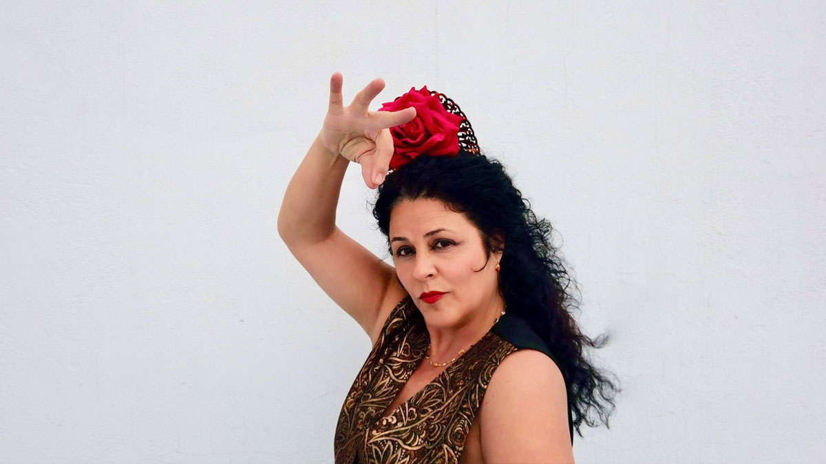 Melchora Ortega - Festival de Jerez