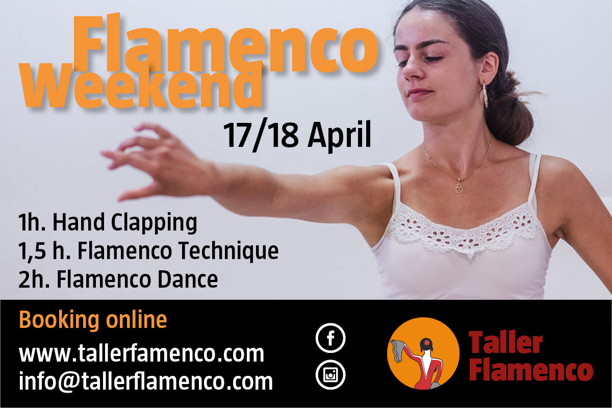 Flamenco weekend - Taller Flamenco