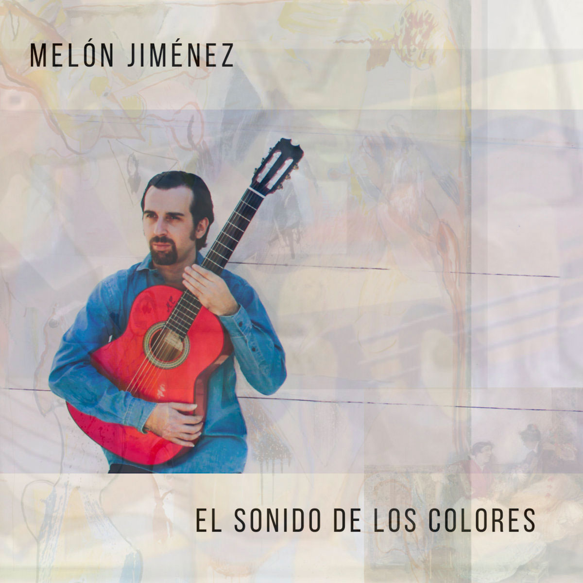 El sonido de los colores – Melón Jiménez (CD)
