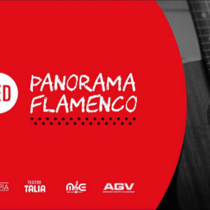 Red Panorama Flamenco