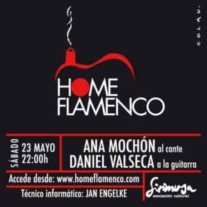Home flamenco - Ana Mochón & Daniel Valseca