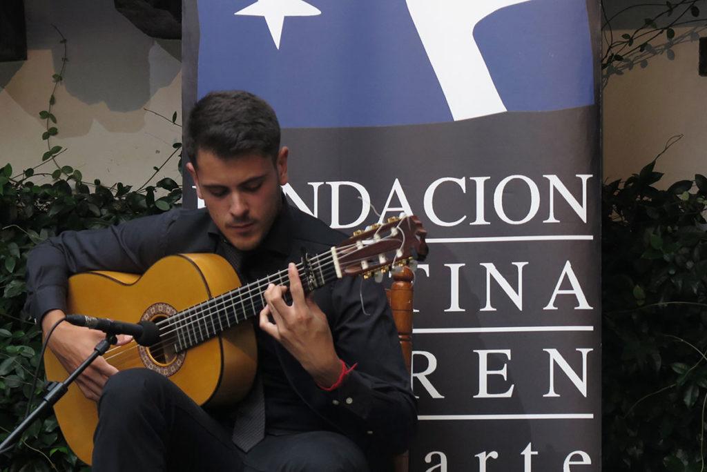 Concurso Talento Flamenco 2020 - Fundación Cristina Heeren - Juanjo León
