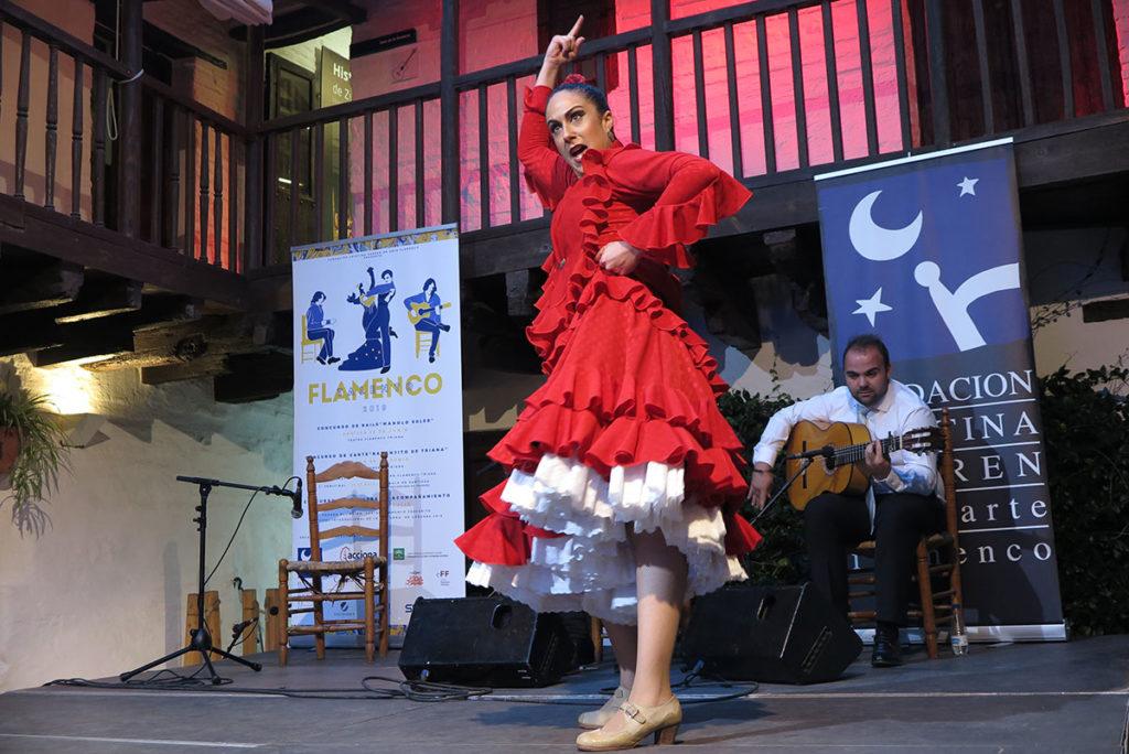 Concurso Talento Flamenco 2020 - Fundación Cristina Heeren - Ganadores 2019