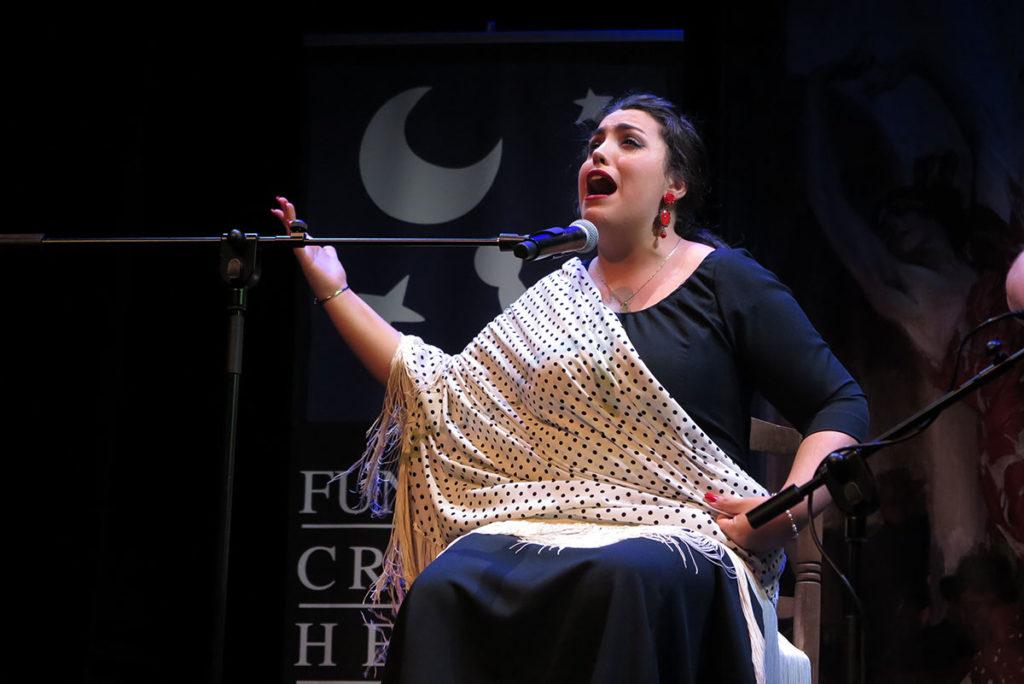 Concurso Talento Flamenco 2020 - Fundación Cristina Heeren - Elena Rojas