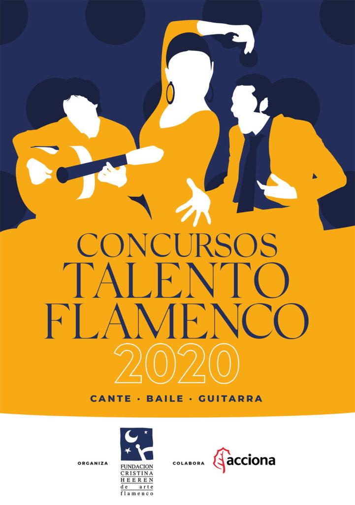 Concurso Talento Flamenco 2020 - Fundación Cristina Heeren