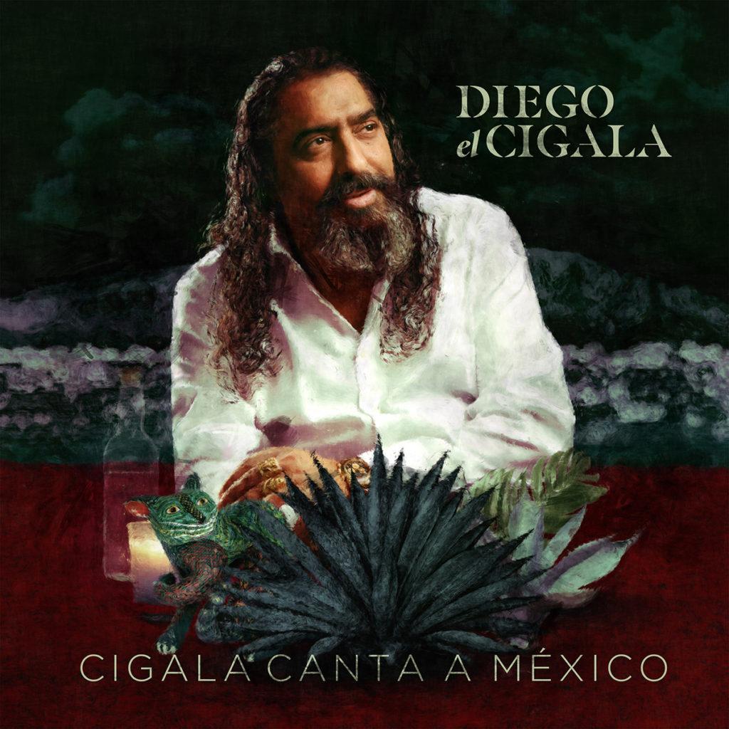 Diego El Cigala Presenta Cigala Canta A México Revista Deflamenco Com