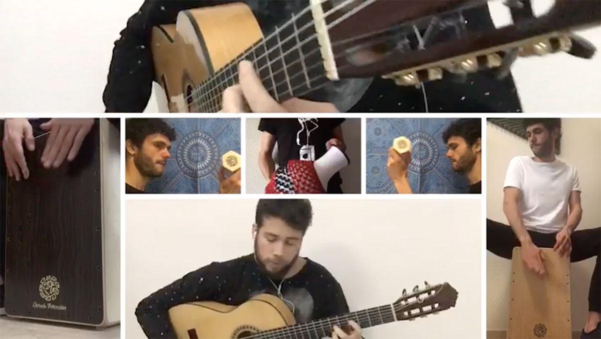 La creatividad de los flamencos en tiempos de confinamiento