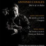 Veranos Flamencos EL LUCERO - Antonio Canales