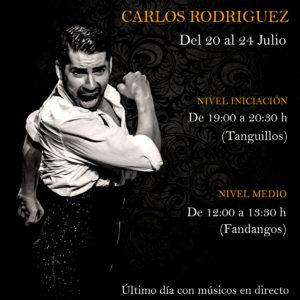 Veranos Flamencos EL LUCERO - Carlos Rodríguez
