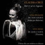 Veranos Flamencos EL LUCERO - Claudia Cruz