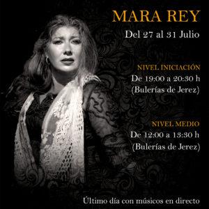 Veranos Flamencos EL LUCERO - Mara Rey