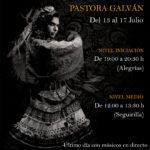 Veranos Flamencos EL LUCERO - Pastora Galván