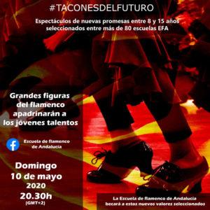'Tacones del futuro' – Escuela de Flamenco de Andalucía