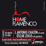 J Antonio Chacón - Home Flamenco