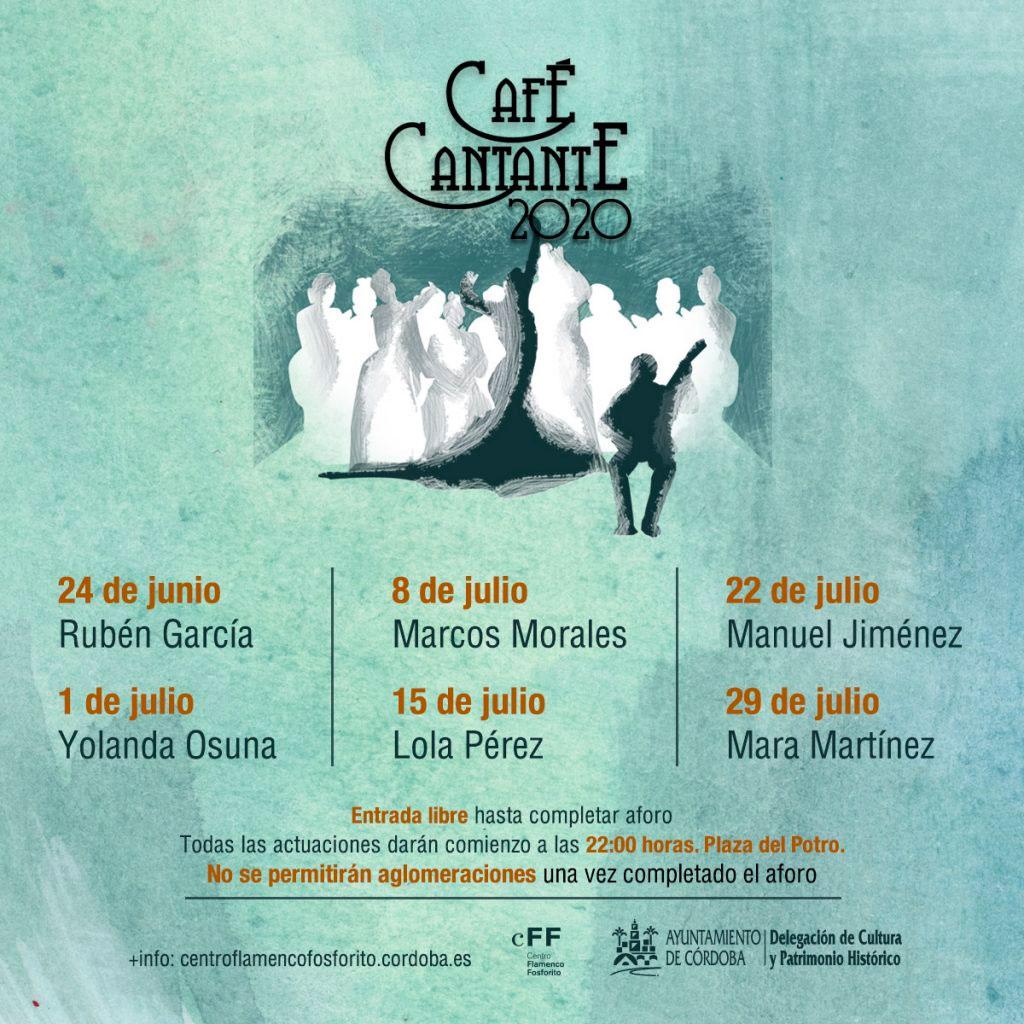 Café Cantante - Plaza del Potro Córdoba