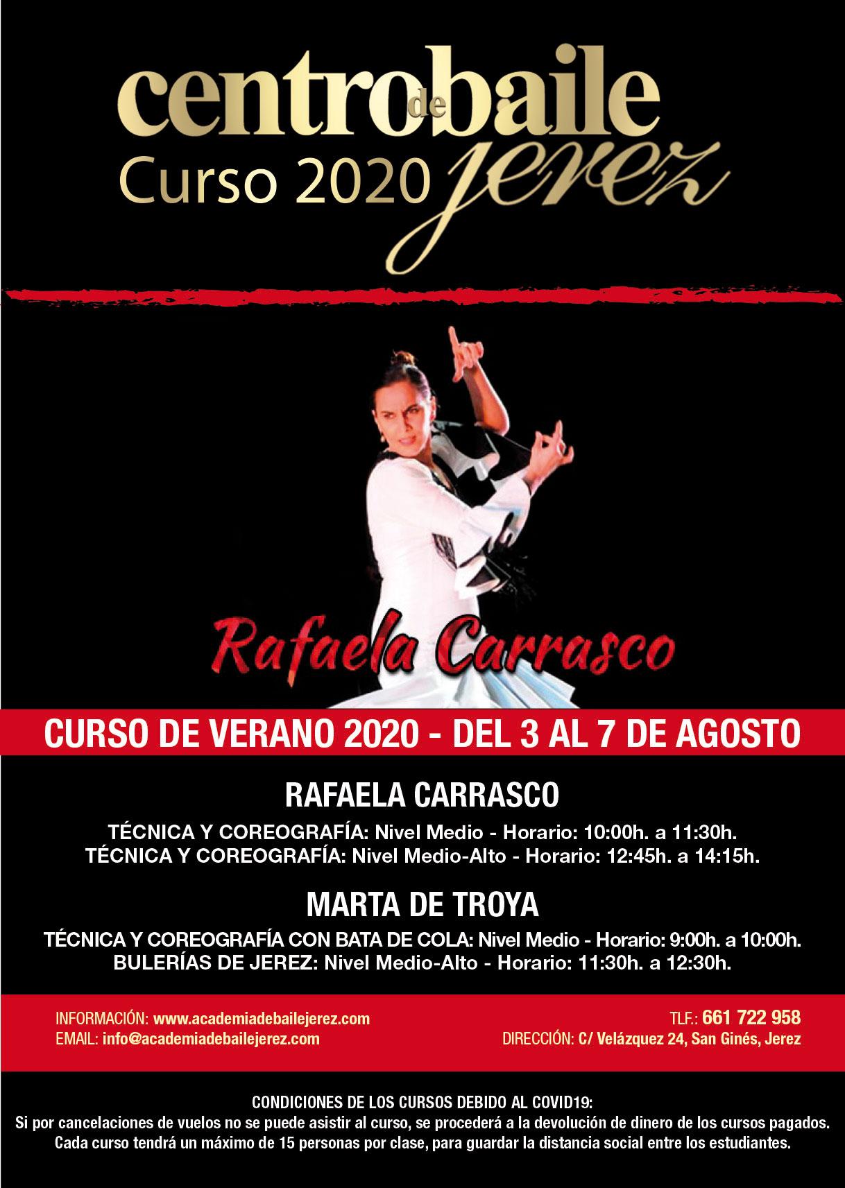 Centro de Baile Jerez - Verano 2020