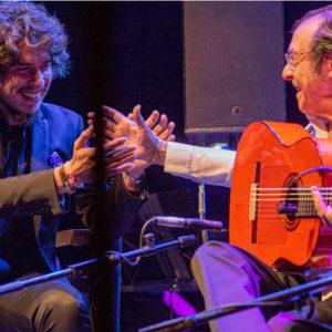 Pepe Habichuela - Kiki Morente - Madrid es Música