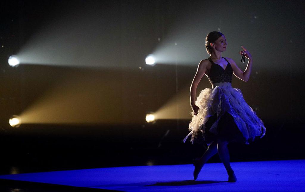 Sara Calero - Fandango Avenue - Teatros del Canal - foto: David Mudarra