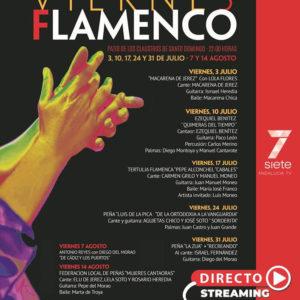 Viernes Flamencos de Jerez 2020