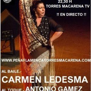 Carmen Ledesma, Peña Torres Macarena