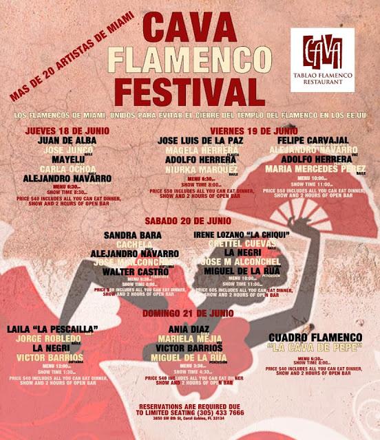 Cava Flamenco Festival