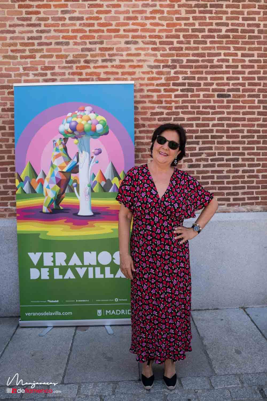 Carmen Linares - Veranos de la Villa
