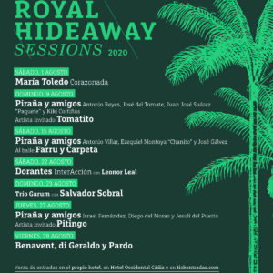 Royal Hideaway Sessions - Santi Petri