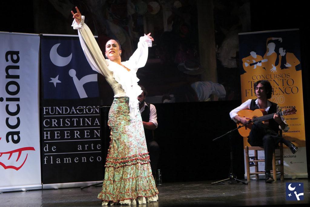 Talento Flamenco - Final Guitarra Acompañamiento - Manuel Heredia