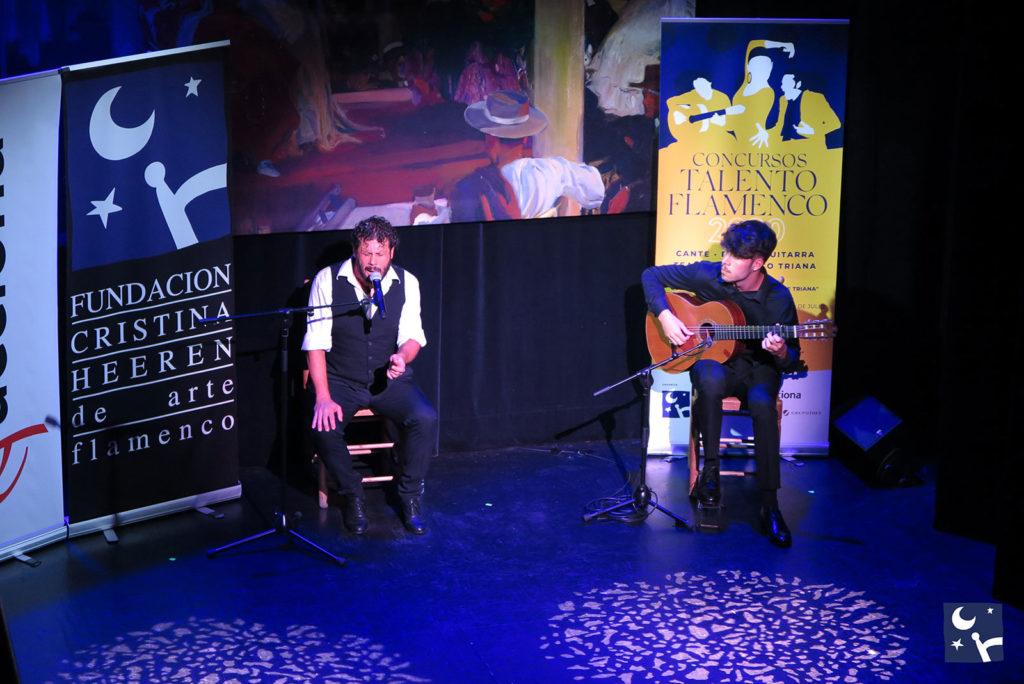 Talento Flamenco - Final Guitarra Acompañamiento - Manuel Herrera