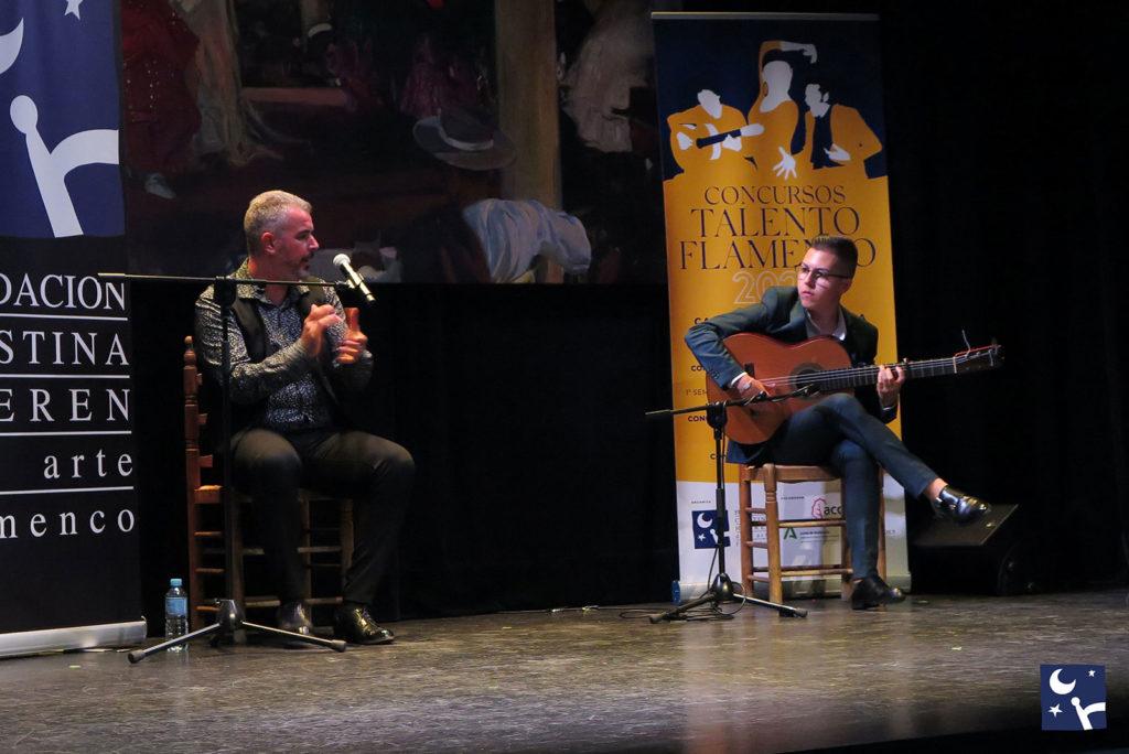Talento Flamenco - Final Guitarra Acompañamiento - Antonio García