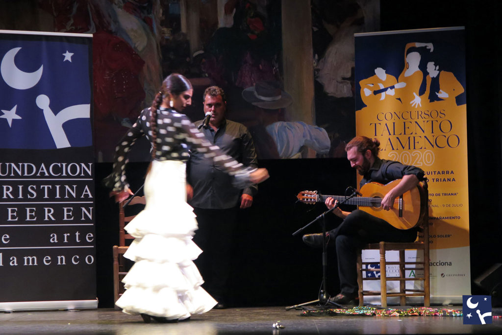 Talento Flamenco - Final Guitarra Acompañamiento - Juan Luis Caro