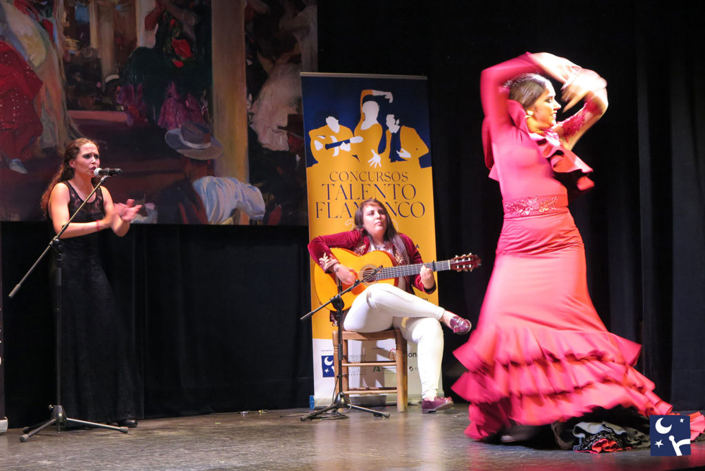 Talento Flamenco - Final Guitarra Acompañamiento - Alba Espert