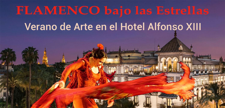 La Fundación Cristina Heeren lleva el baile flamenco bajo las estrellas del Alfonso XIII