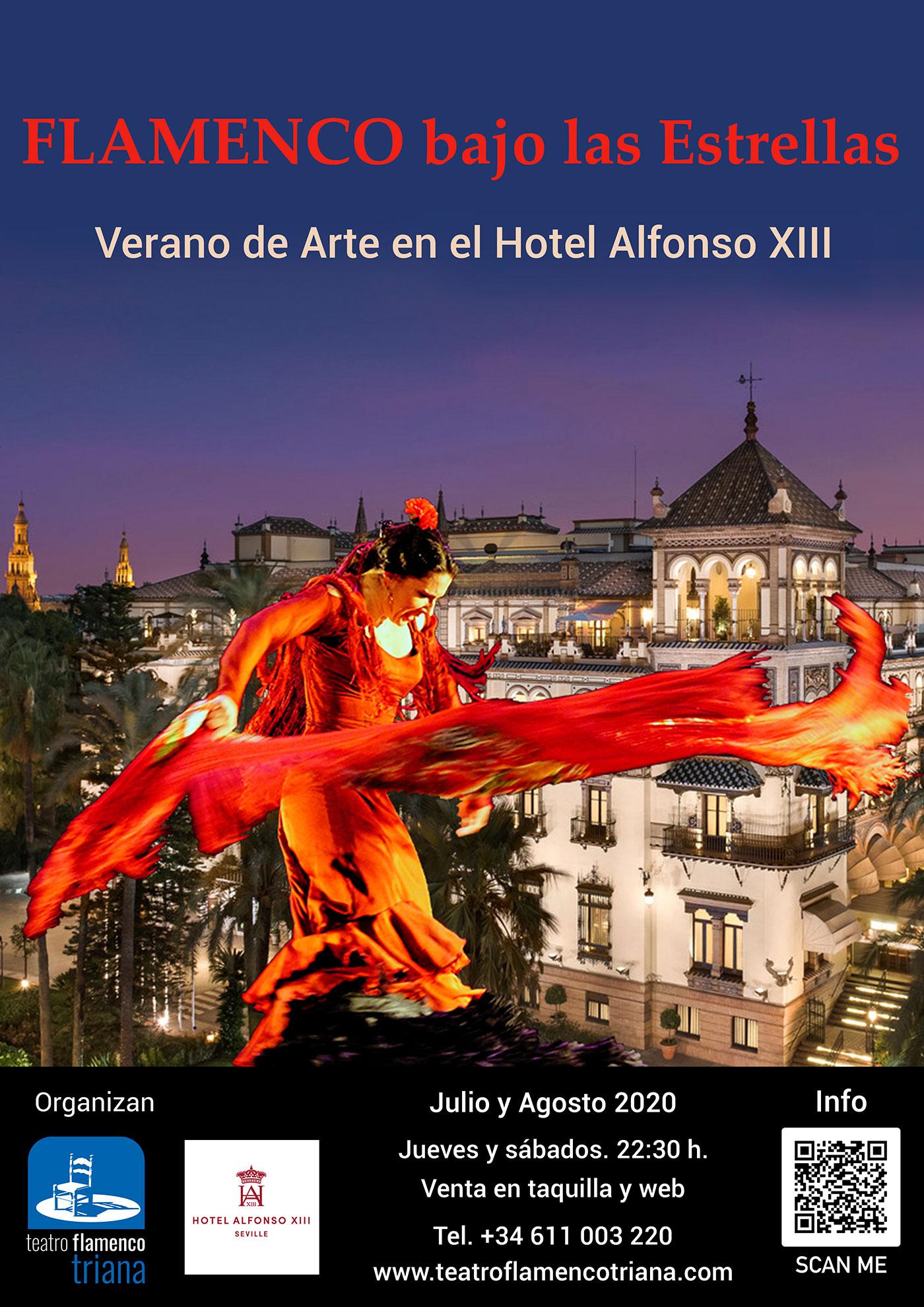 Flamenco bajo las Estrellas