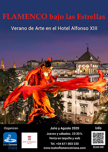 Teatro Flamenco Triana - Flamenco bajo las Estrellas