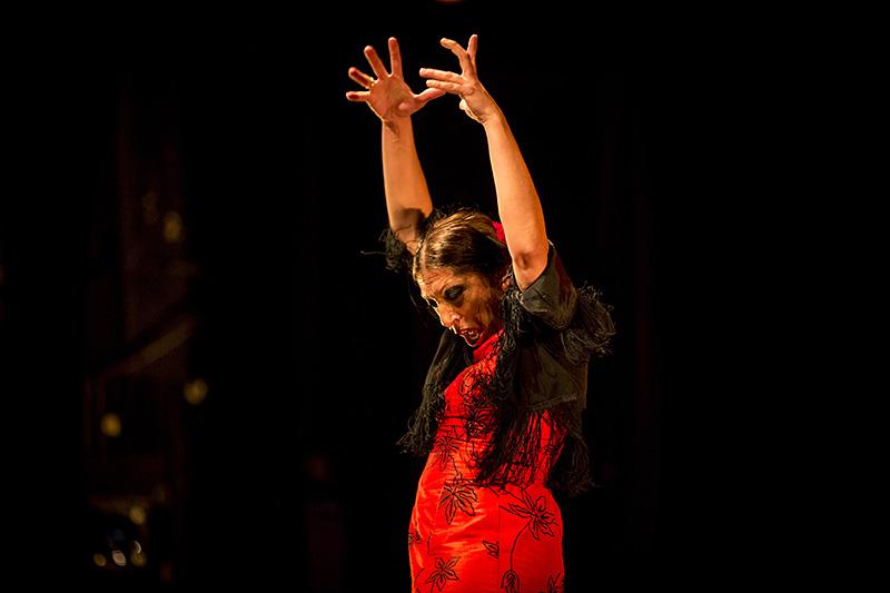 Entrevista a Fuensanta La Moneta #FlamencodeSofá