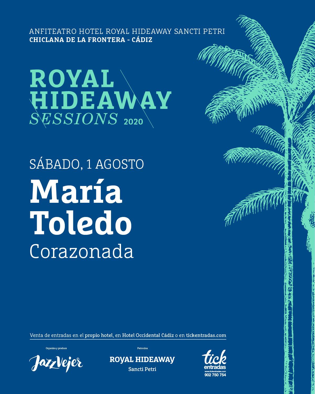María Toledo - Royal Hideaway Sessions