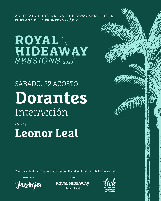 Dorantes - Royal Hideaway Sessions