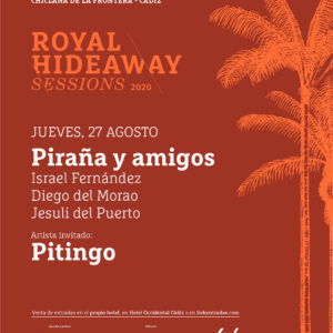 Piraña y amigos - Pitingo - Royal Hideaway Sessions