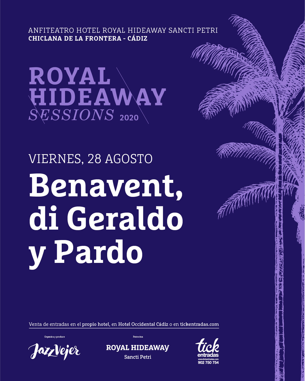 Benavent, di Geraldo, Pardo - Royal Hideaway Sessions