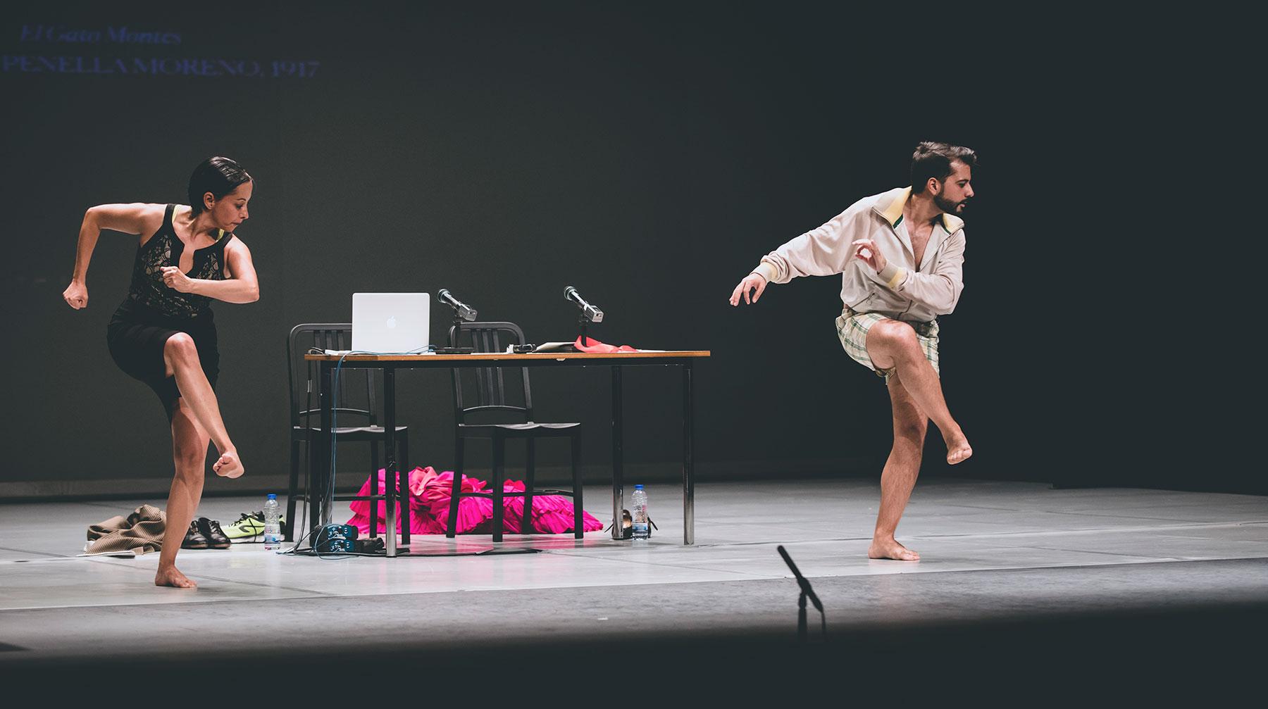 Fernando López & Belén Maya «Pensar y Bailar»