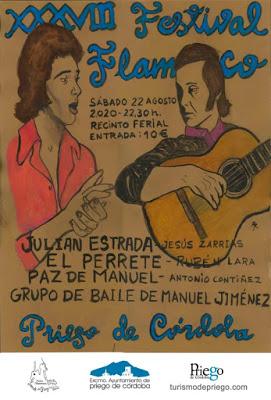 Festival Flamenco de Priego - Córdoba