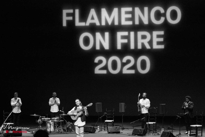 Vicente Amigo - Flamenco on fire 2020
